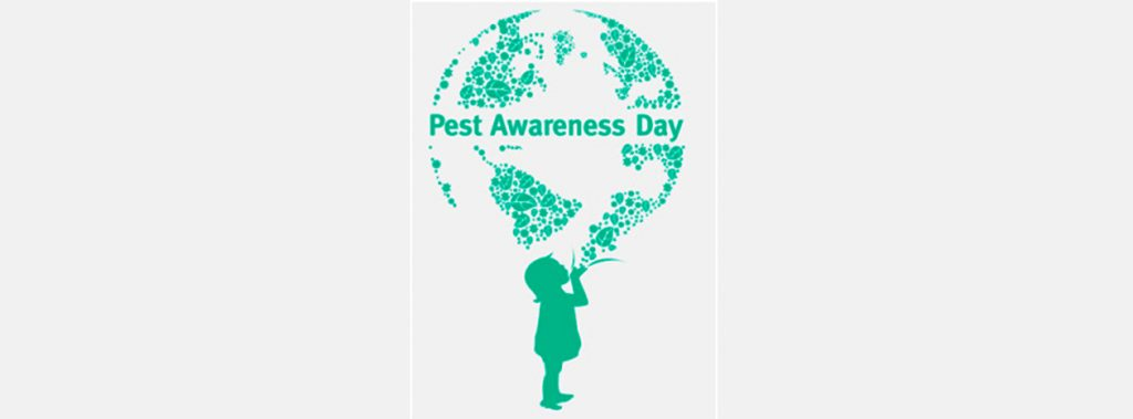 Global pest awareness day (6th june)