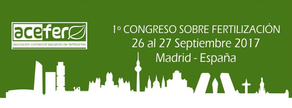 I Congress on Fertilizers in Madrid