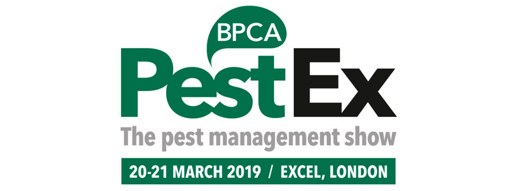 PestEx 2019, The pest management show