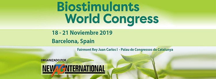 4th Biostimulants World Congress in Barcelona